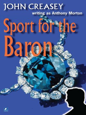 cover image of Sport For The Baron