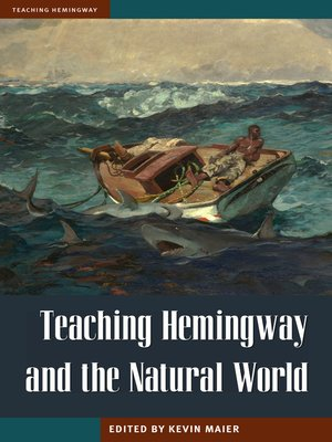 cover image of Teaching Hemingway and the Natural World