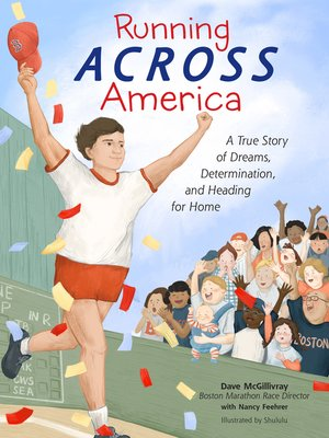 cover image of Running Across America