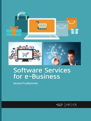 cover image of Software Services for e-Business