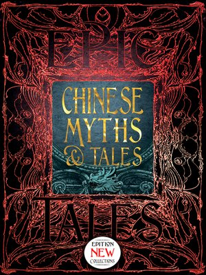 cover image of Chinese Myths & Tales