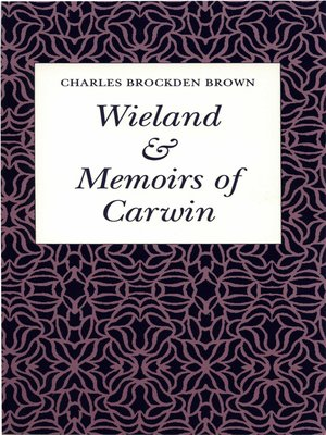 guilt in charles brockden browns wieland essay