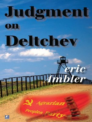 cover image of Judgment on Deltchev
