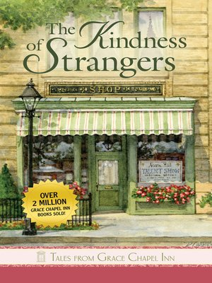 cover image of The Kindness of Strangers