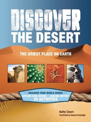cover image of Discover the Desert
