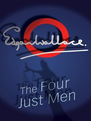 cover image of The Four Just Men