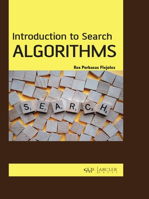cover image of Introduction to Search Algorithms