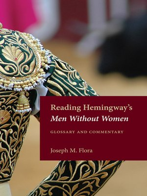 cover image of Reading Hemingway's Men Without Women