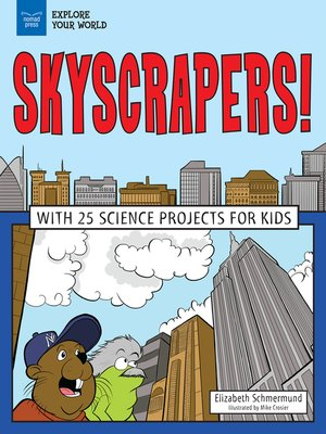 cover image of Skyscrapers!