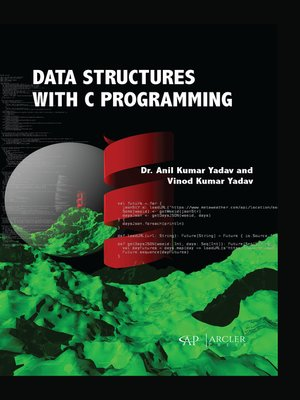 cover image of Data Structures with C Programming