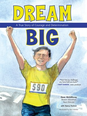 cover image of Dream Big