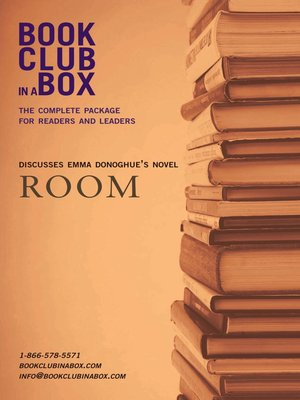 cover image of Bookclub-in-a-Box Discusses Room by Emma Donoghue