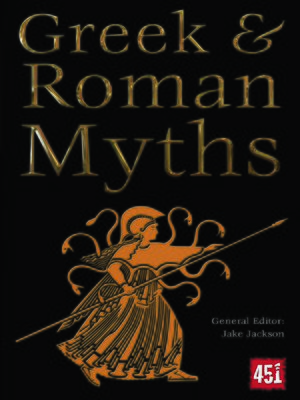 cover image of Greek & Roman Myths