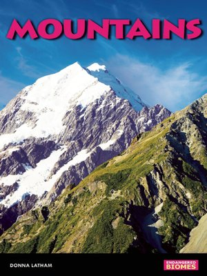 cover image of Mountains