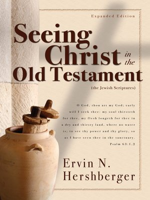 seeing jesus in the old testament pdf