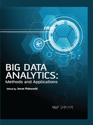 cover image of Big Data Analytics--Methods and Applications