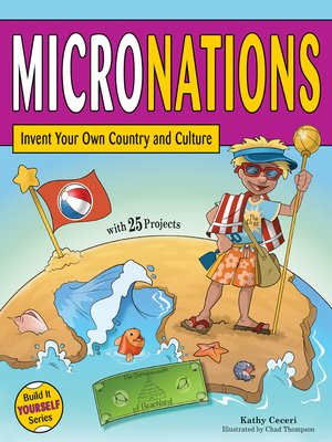 cover image of Micronations