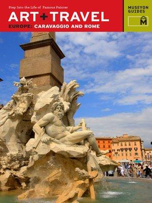 cover image of Caravaggio and Rome