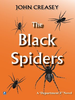 cover image of The Black Spiders