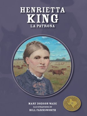 cover image of Henrietta King