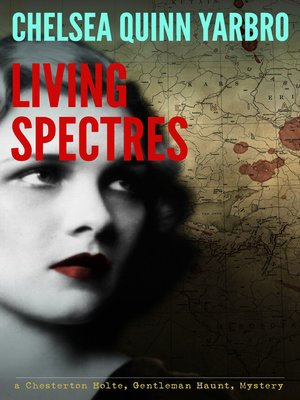 cover image of Living Spectres