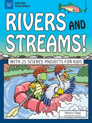 cover image of Rivers and Streams!