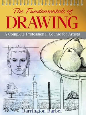 cover image of Fundamentals of Drawing