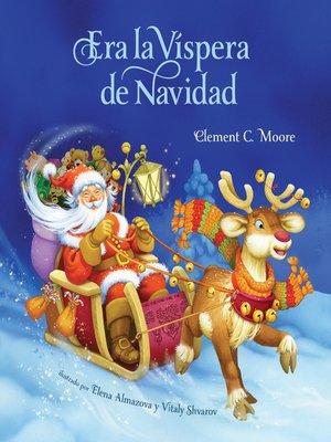 cover image of Era La Vispera De Navidad