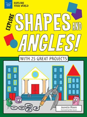 cover image of Explore Shapes and Angles!