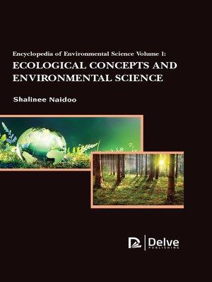 cover image of Encyclopedia of Environmental Science Vol1