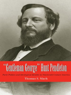 "cover image of ""Gentleman George"" Hunt Pendleton"