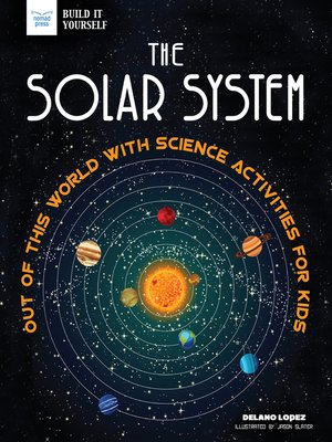 cover image of The Solar System