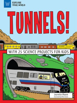cover image of Tunnels!