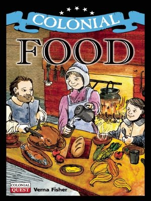 cover image of Colonial Food