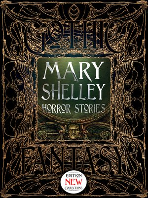 cover image of Mary Shelley Horror Stories