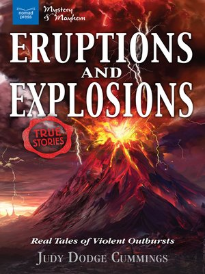 cover image of Eruptions and Explosions