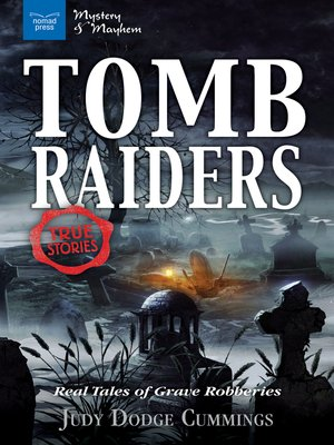 cover image of Tomb Raiders