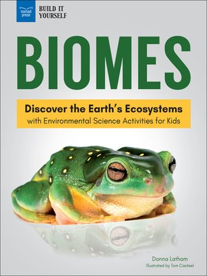 cover image of Biomes