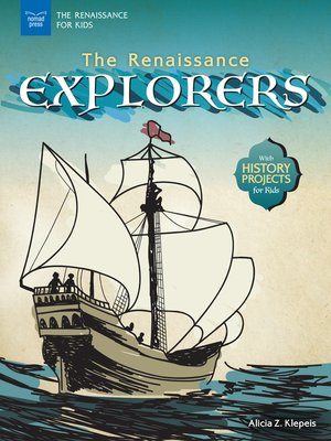 cover image of The Renaissance Explorers