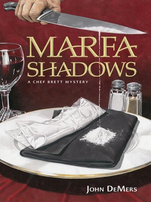 cover image of Marfa Shadows