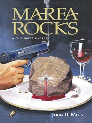 cover image of Marfa Rocks