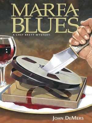 cover image of Marfa Blues