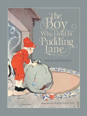 cover image of The Boy Who Lived In Pudding Lane