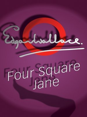 cover image of Four Square Jane