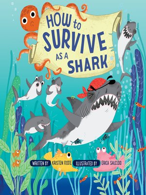 cover image of How to Survive as a Shark