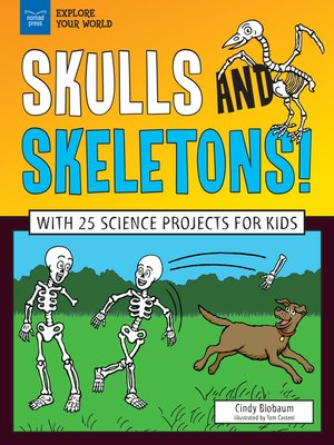 cover image of Skulls and Skeletons!