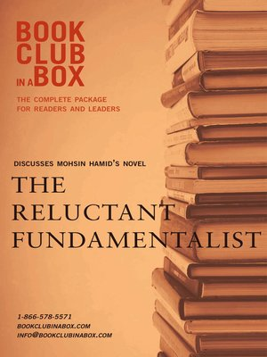 cover image of Bookclub-in-a-Box Discusses The Reluctant Fundamentalist, by Mohsin Hamid