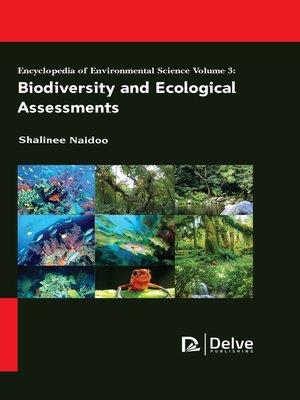cover image of Encyclopedia of Environmental Science Vol 3