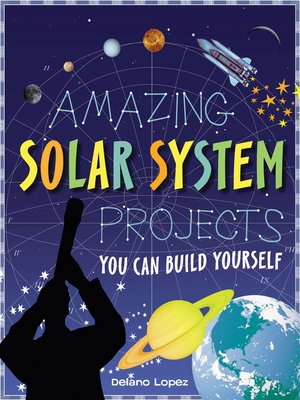 cover image of Amazing Solar System Projects