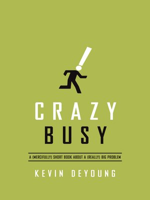 cover image of Crazy Busy